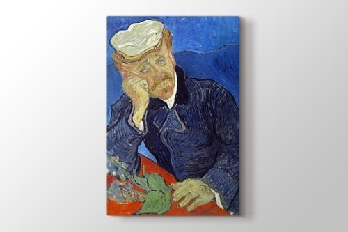 Picture of Portrait of Dr Paul Gachet