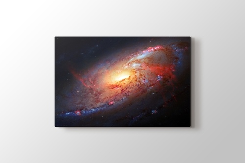 Picture of Messier Spiral Galaxy