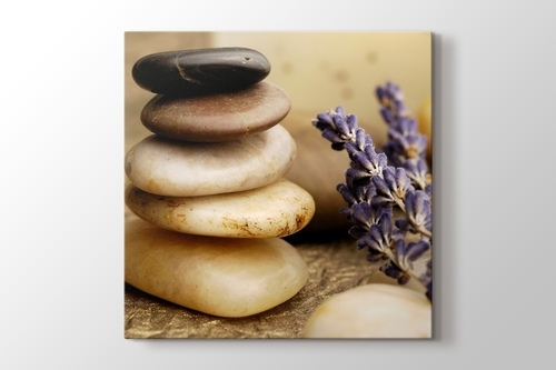 Picture of Pebbles and Lavander