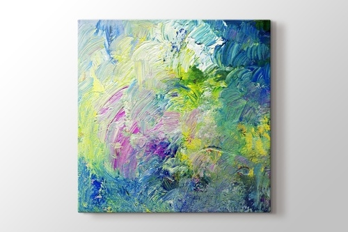Picture of Abstract Oil Painting