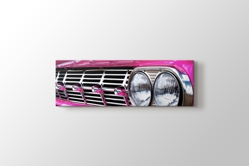 Picture of Pink Chevrolet Impala