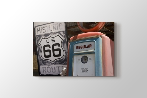 Picture of Gas Pump