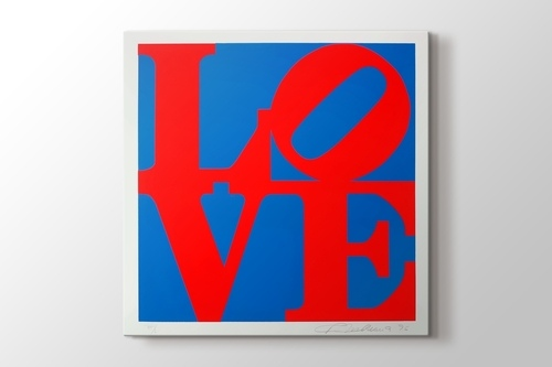 Picture of Love in Blue