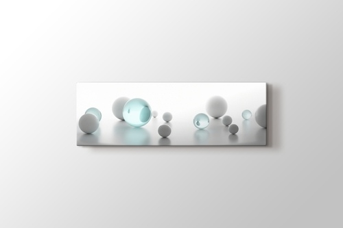 Picture of Transparent and Solid Balls