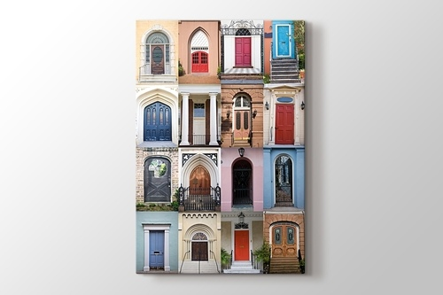 Picture of Many Doors