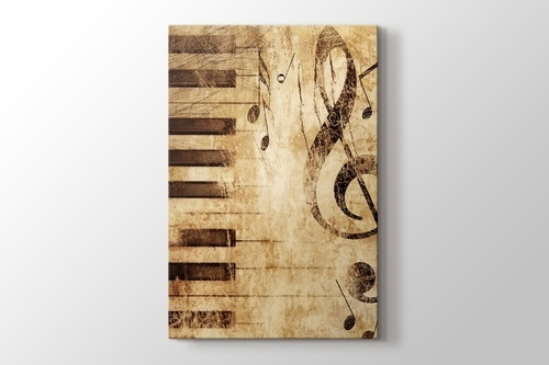 Picture of Piano Notes