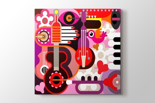 Picture of Abstract Music