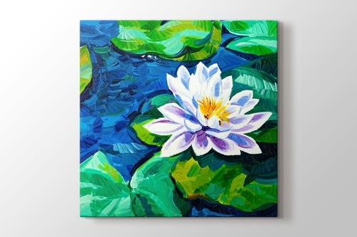 Picture of Lily Oil Painting