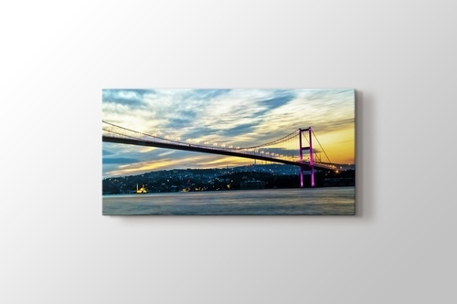 Picture of Bosphorus Bridge Sunset