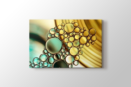 Picture of Yellow Bubbles