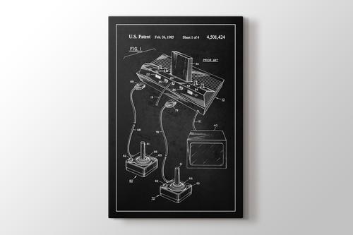 Picture of Atari Patent