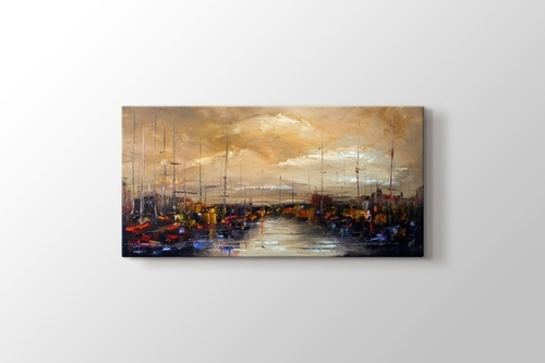 Picture of Sleeping Boats