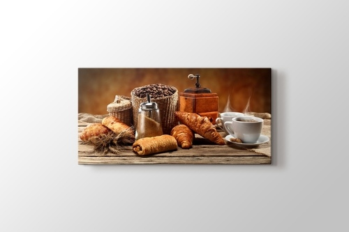 Picture of Croissant Coffee