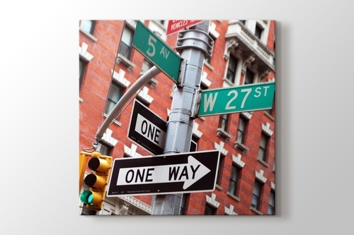Picture of One Way