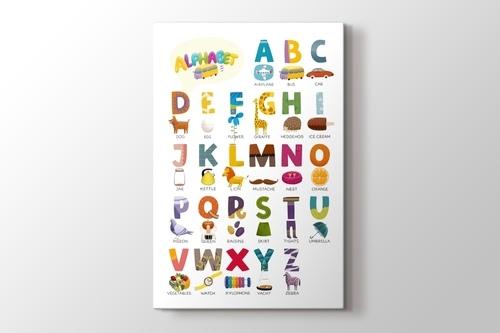Picture of Alphabet