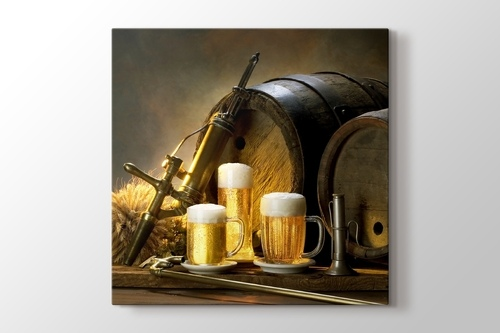 Picture of Beer and Barleycorn