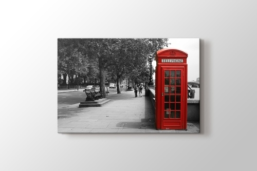 Picture of Red Booth