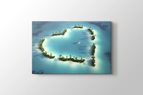 Picture of Heart Island