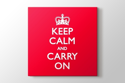 Picture of Keep Calm and Carry On