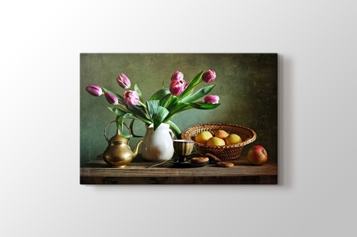 Picture of Tea and Tulips