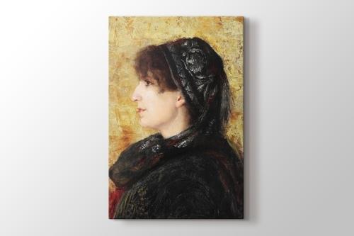Picture of Naile Hanım Portresi