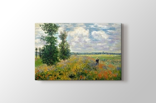 Picture of Poppy Field Argenteuil
