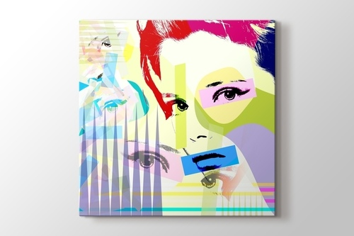 Picture of Popart Face