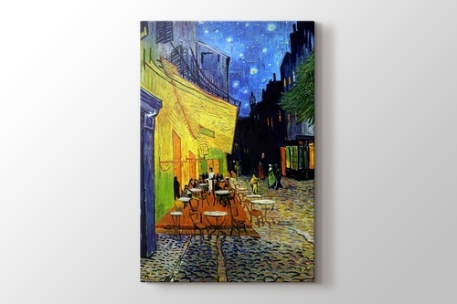 Picture of Café Terrace at Night