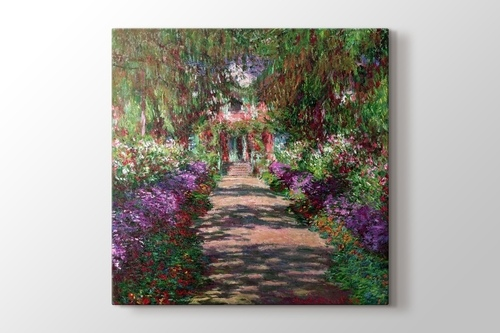 Picture of Garden Path Giverny