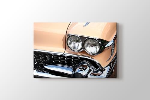 Picture of Classical Orange Car