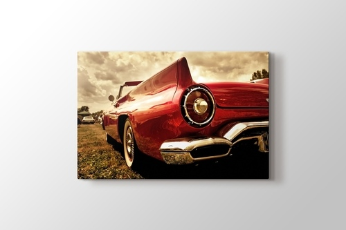 Picture of Old Car
