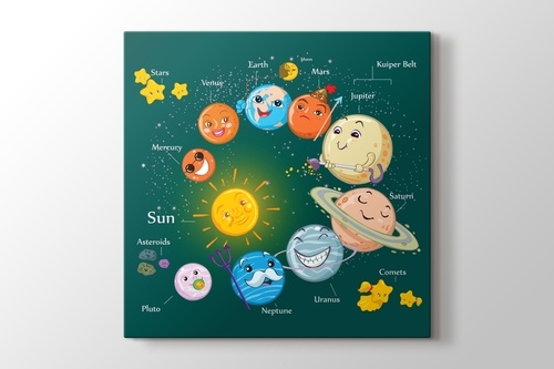 Picture of Solar System For Kids
