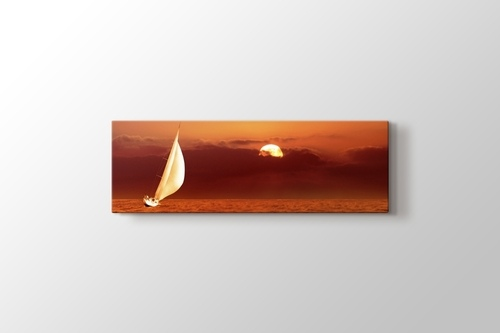 Picture of Sailing at Sunset