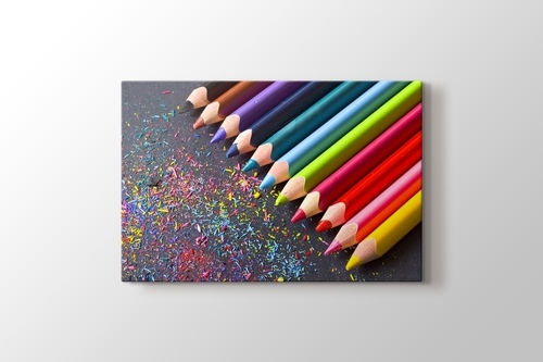 Picture of Coloured Pencils