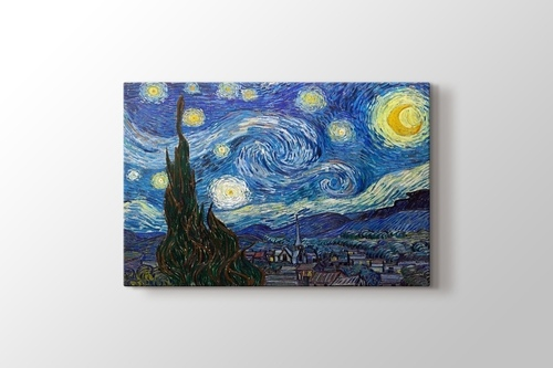 Picture of Starry Night 1889