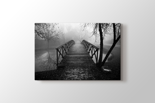 Picture of Wooden Bridge