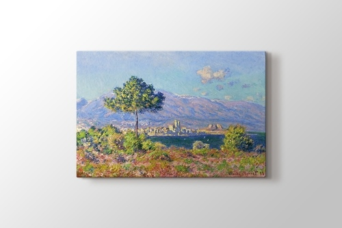 Picture of Antibes Vue du Plateau Notre Dame