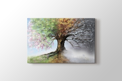 Picture of Four Seasons Tree