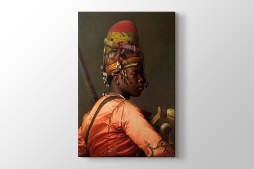Picture of Black Bashi Bazouk 1869