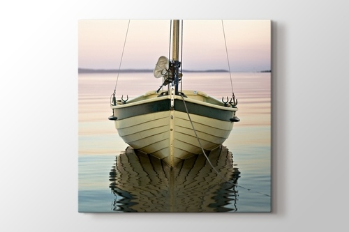 Picture of Boat on the River