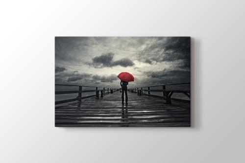 Picture of Red Umbrella