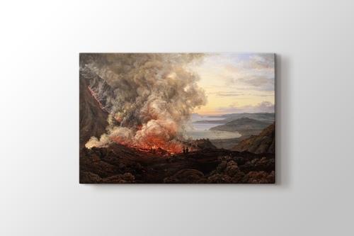 Picture of Eruption du Vésuve