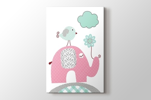 Picture of Pink Elephant
