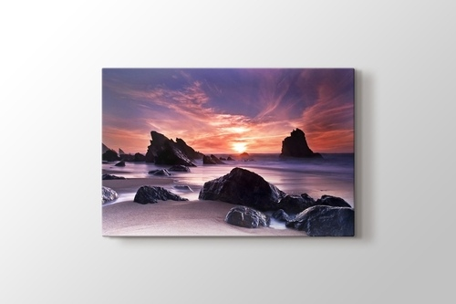 Picture of Sunset at Coast