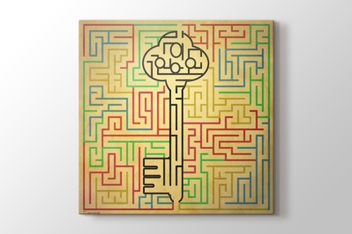 Picture of Key Labyrinth
