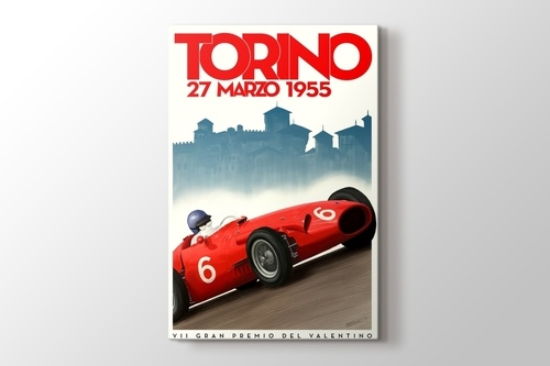 Picture of 1955 Torino Formula 1 Poster