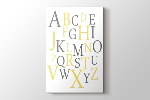 Picture of Alphabet
