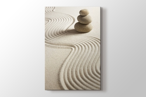 Picture of Pebble on Sand