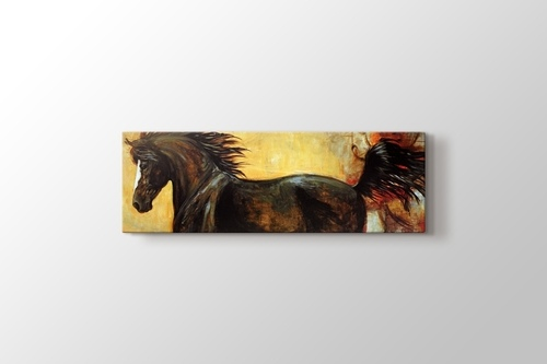 Picture of Black Horse