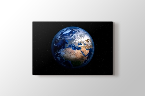 Picture of globe world